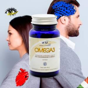 Omega 3 acidi grassi naturali da olio di pesce